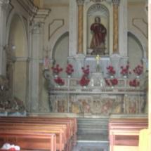 chiesa santos tefano altare