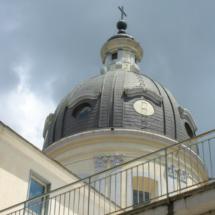 cupola basilica da via don minzoni