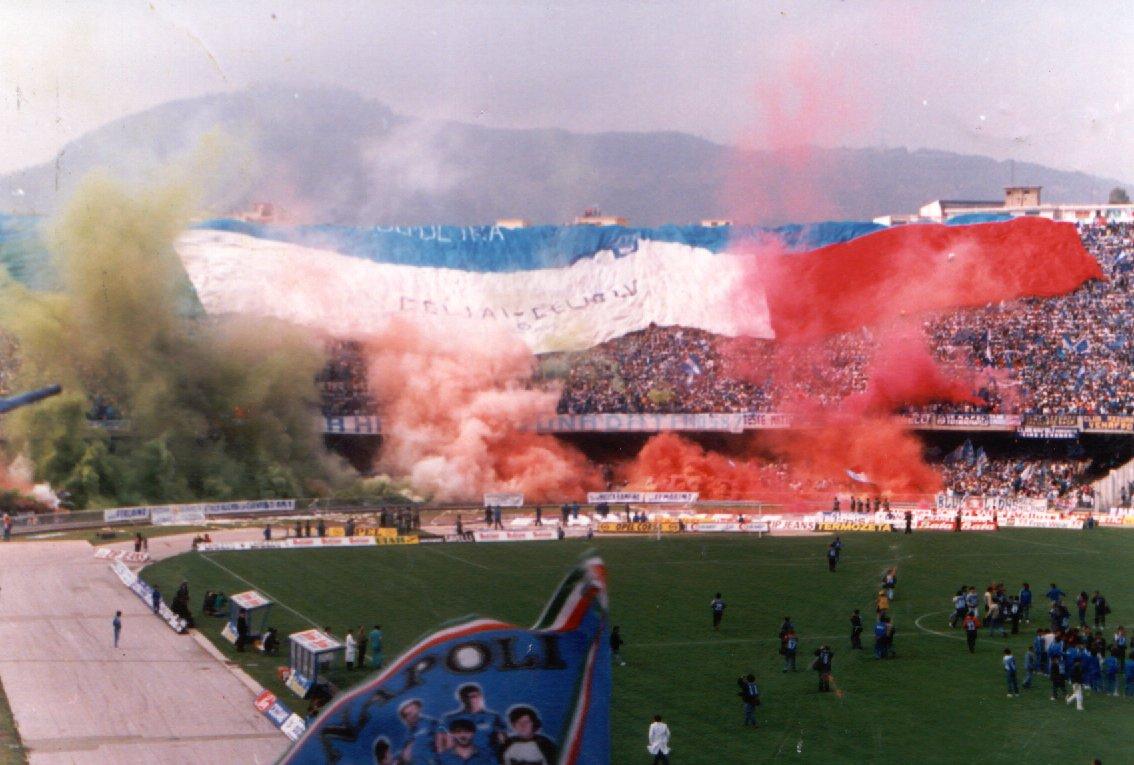 10 Maggio 87 CurvaB Tricolore