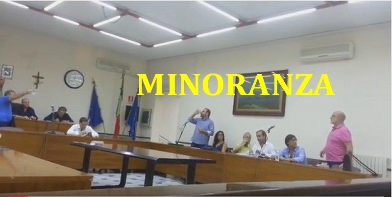 consiglio comunale deserto minoranza