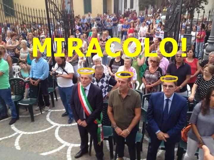 miracolo amministrazione
