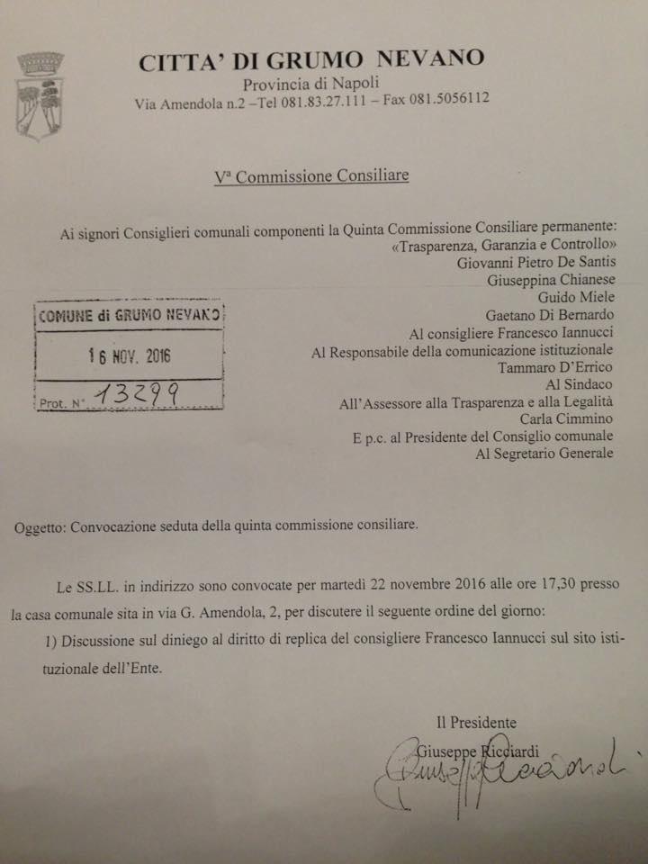 ricciardi-commissione-trasparenza